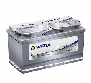 Varta Professional Dual Purpose AGM